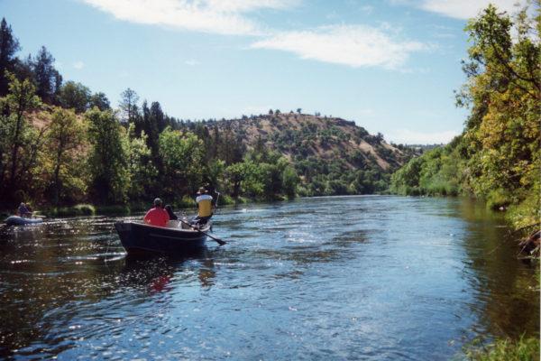 Fishing Klamath River Drifters
