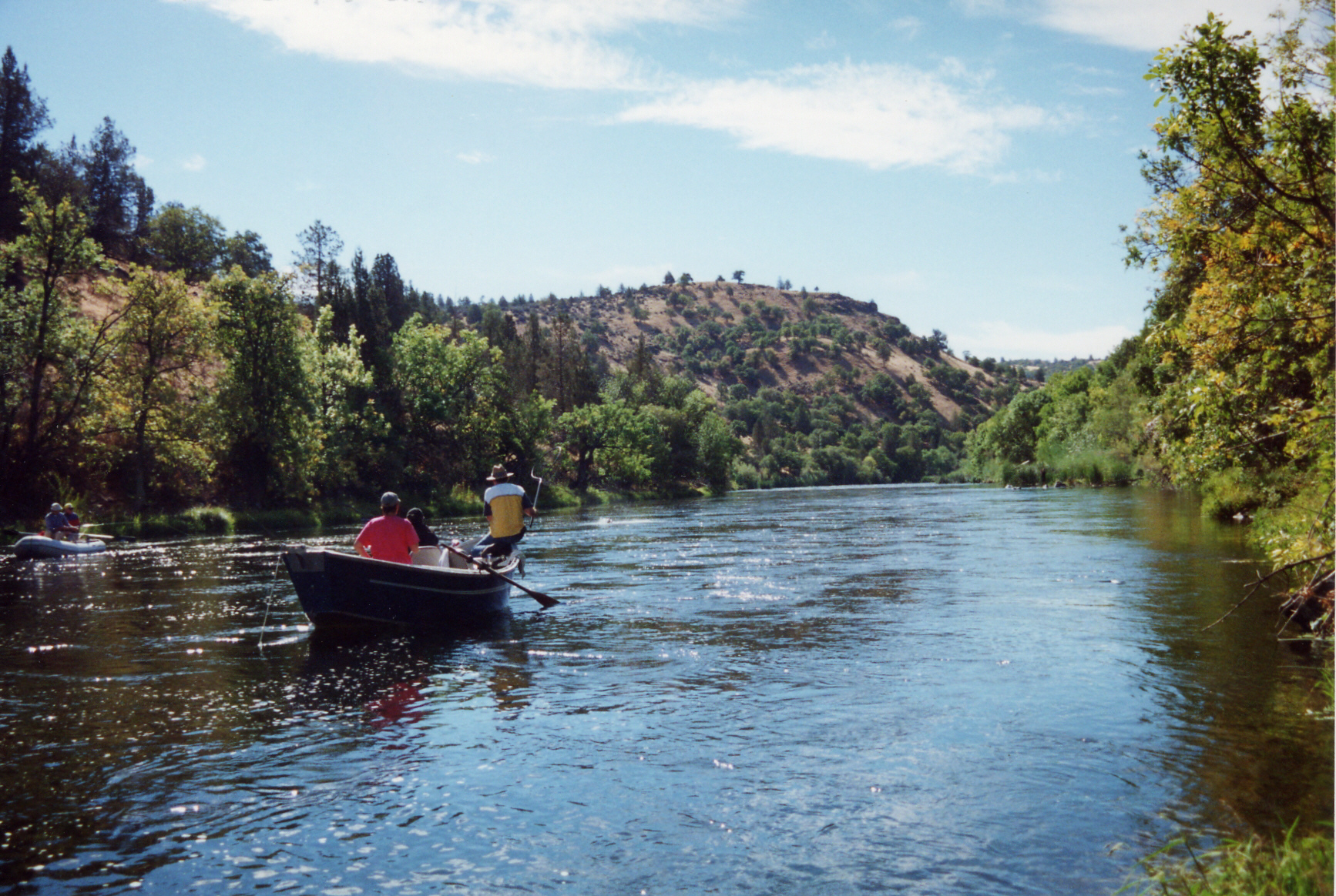 Fishing r ranch own a piece of paradise in northern for Klamath river fishing